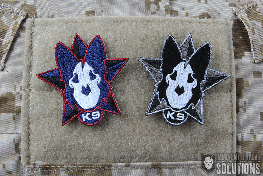 K-9 Veterans day Morale Patch