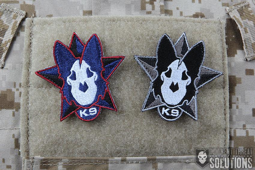 K-9 Veterans day Morale Patch