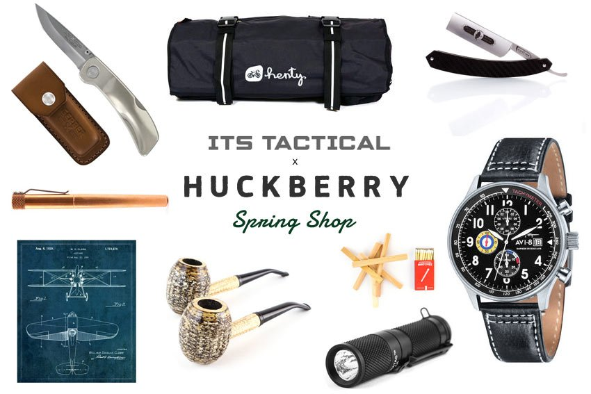 ITS Huckberry Spring Shop Main