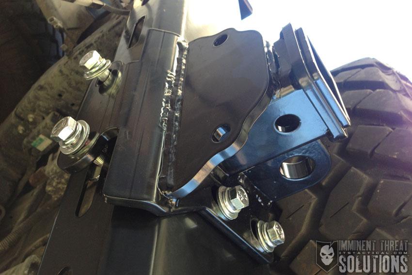 Modifying an FJ Cruiser for Overlanding: ARB Bumper Upgrades