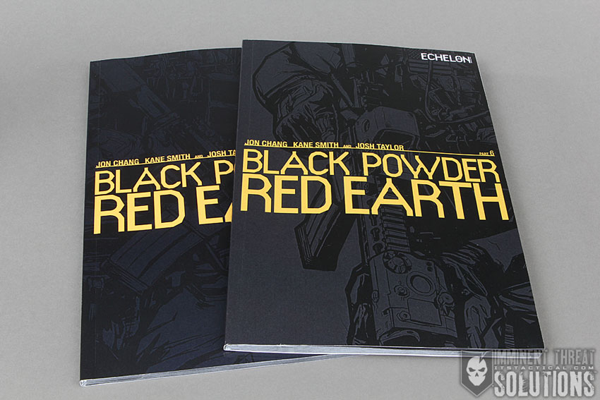 Black Powder Red Earth Returns