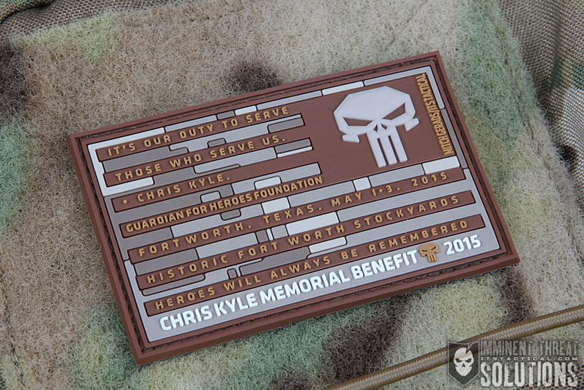 Chris Kyle Memorial Morale Patch