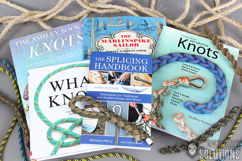 Knot Tying Resources in Praise of the Humble Knot