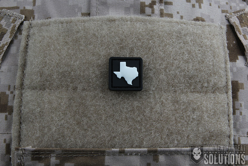 Cat Eye of Texas Patch