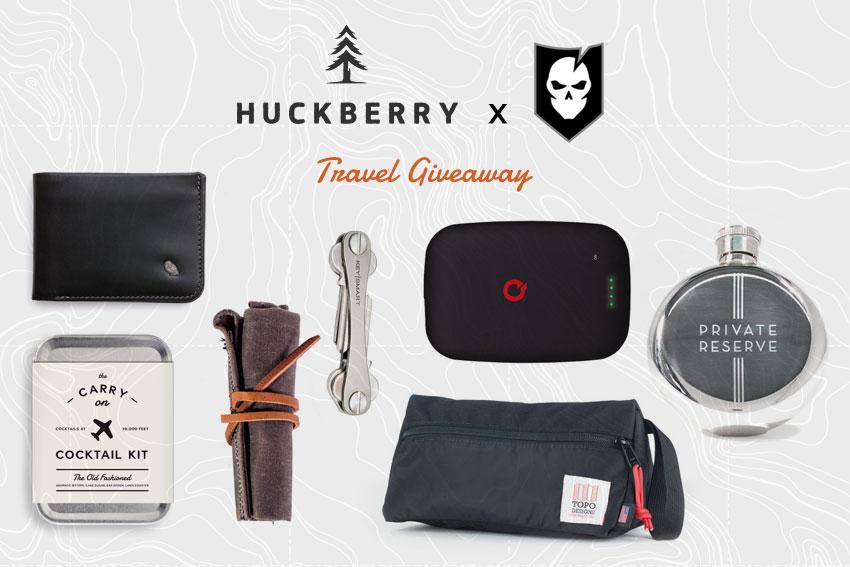 Huckberry Giveaway