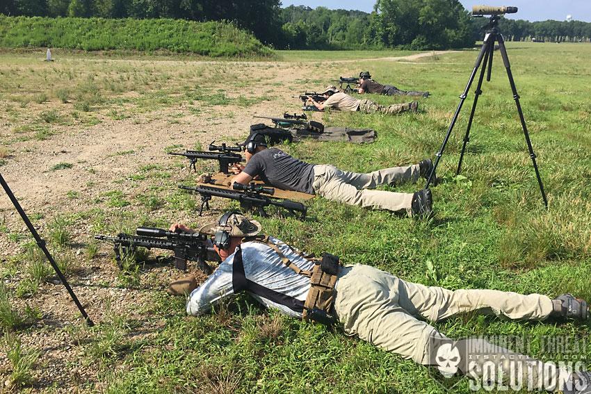Precision Rifle Shot 03