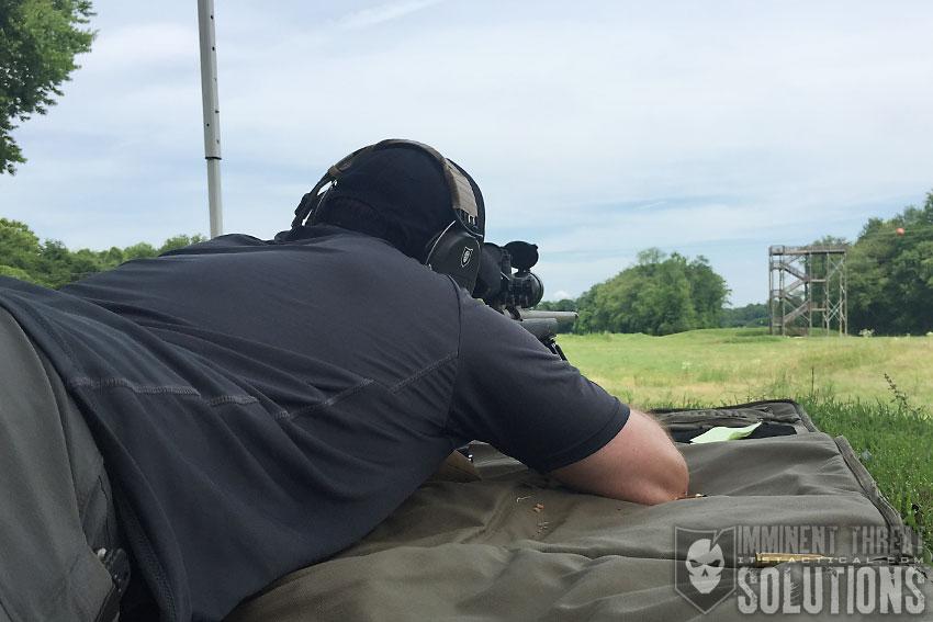 Precision Rifle Shot 08