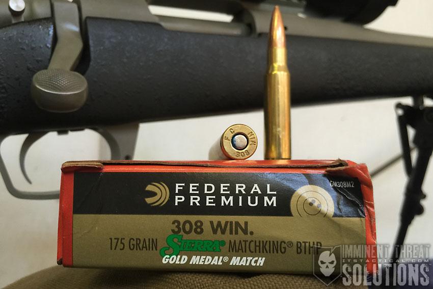 Precision Rifle Shot 09