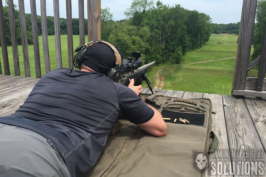 Precision Rifle Shot 10