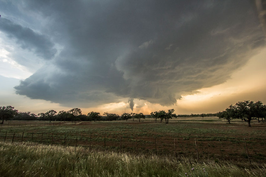 Storm Chasing 08