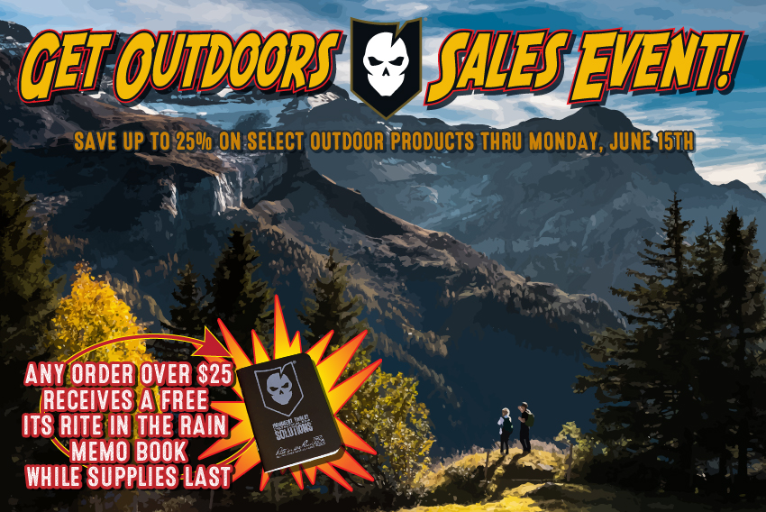 Get Outdoors Sales Event