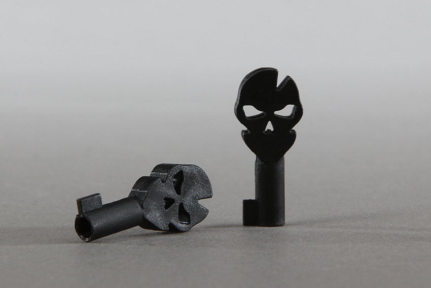 ITS Polymer Handcuff Keys