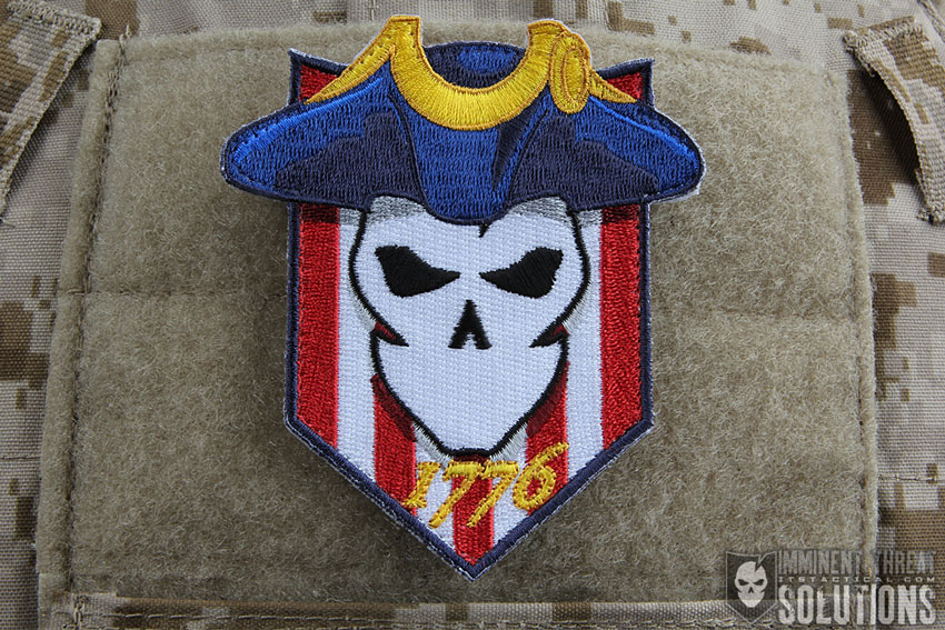 ITS Revolutionary Patriot Morale Patch