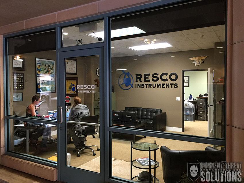 Resco Shop Tour