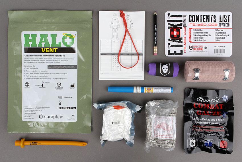 ETA Trauma Kits