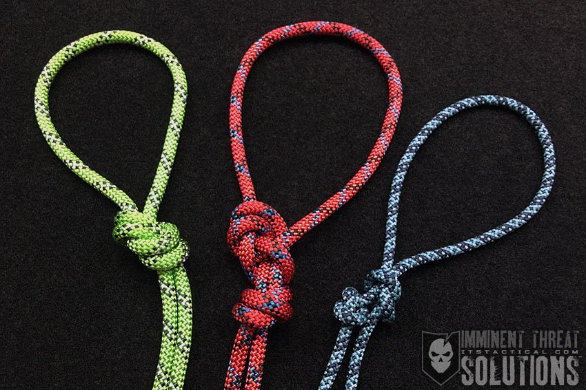 knot of the week hd bowline with backups, overhand loop and stoppedbowline loops main 02
