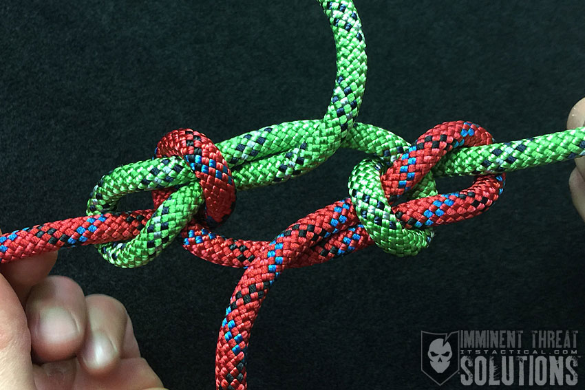 knot of the week hd vice versa bend and the twin bowline bend its