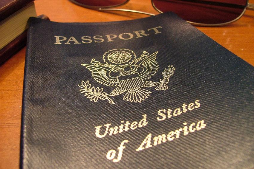 Passport RFID