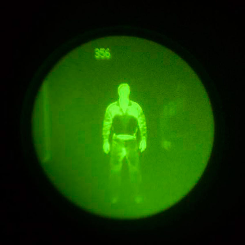 TNVC Thermal Night Vision View