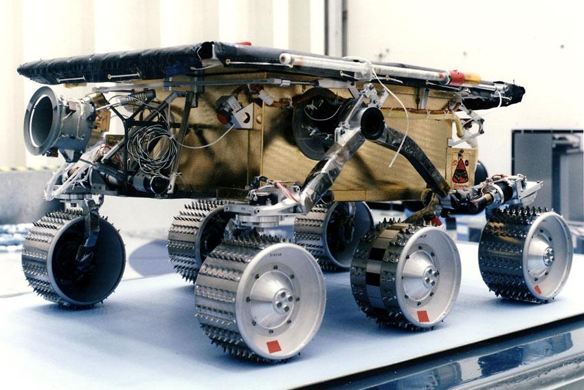 Mars Pathfinder Rover