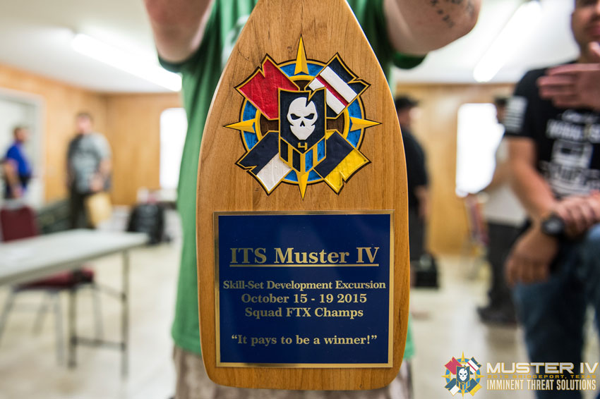 Muster 4 After Action Report