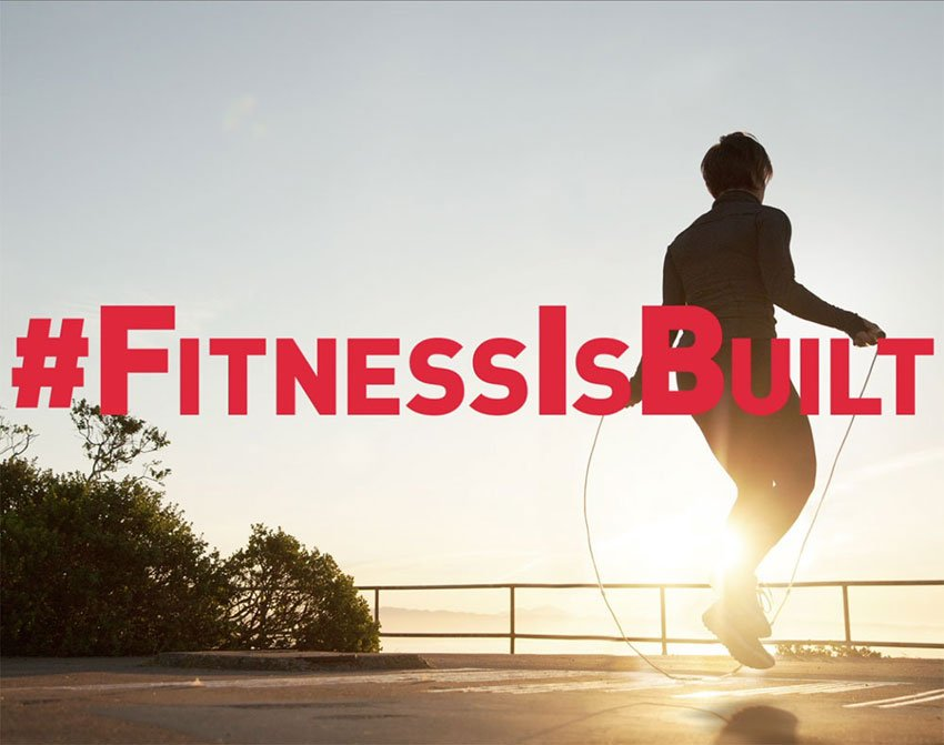 Fitness is Built