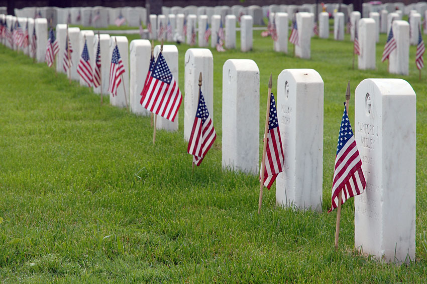 Memorial day remembering our fallen in the national for Decoration day