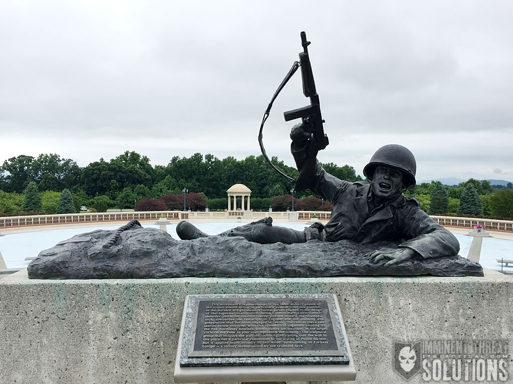 National D Day Memorial