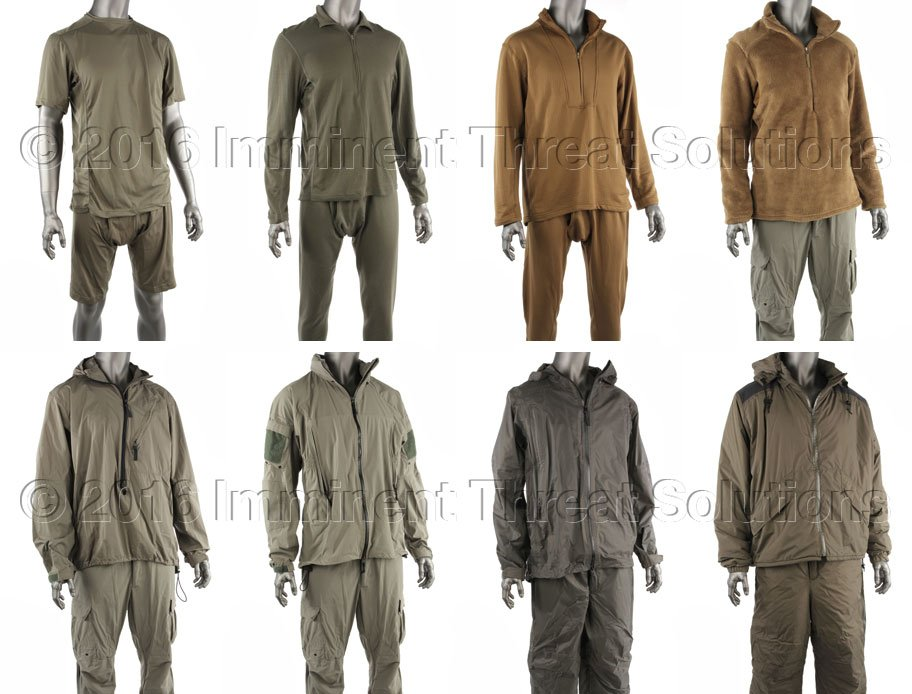 8a4e42e34854f ORC Industries, Patagonia, Beyond Clothing, Halys, Wild Things Gear,  Propper, Blackhawk and others have all produced part, or all, of the PCU  system since ...