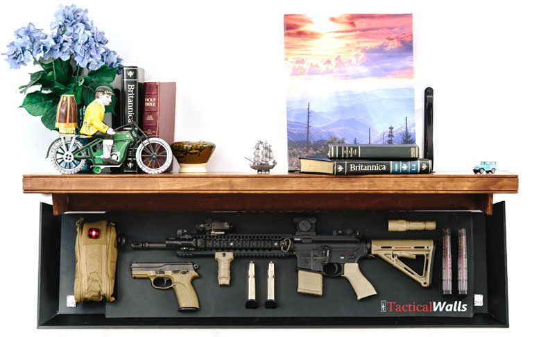 Firearms Stash 06