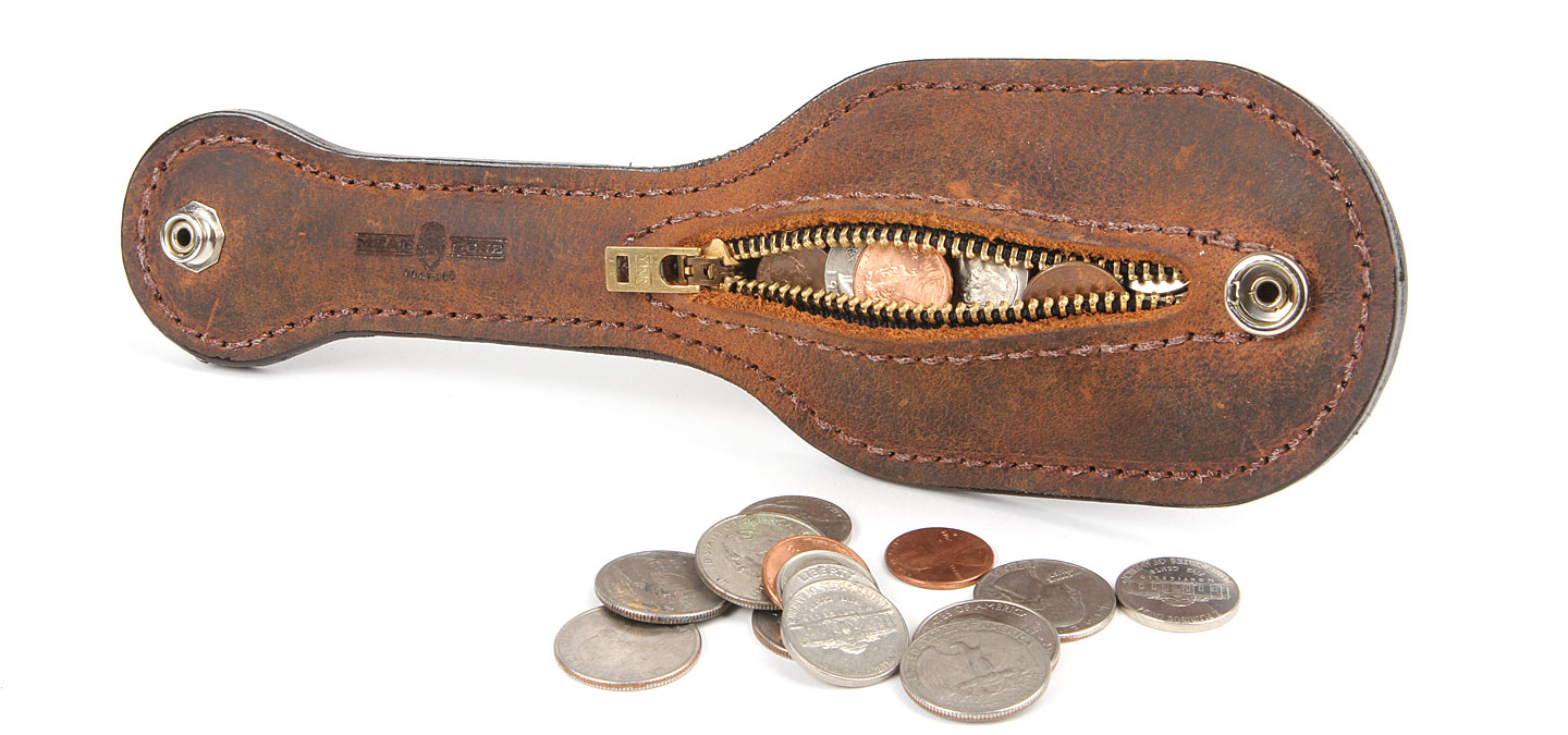 67b0e832fbe Making Change  A Less-Lethal Coin Purse from Mean Gene Leather - ITS  Tactical