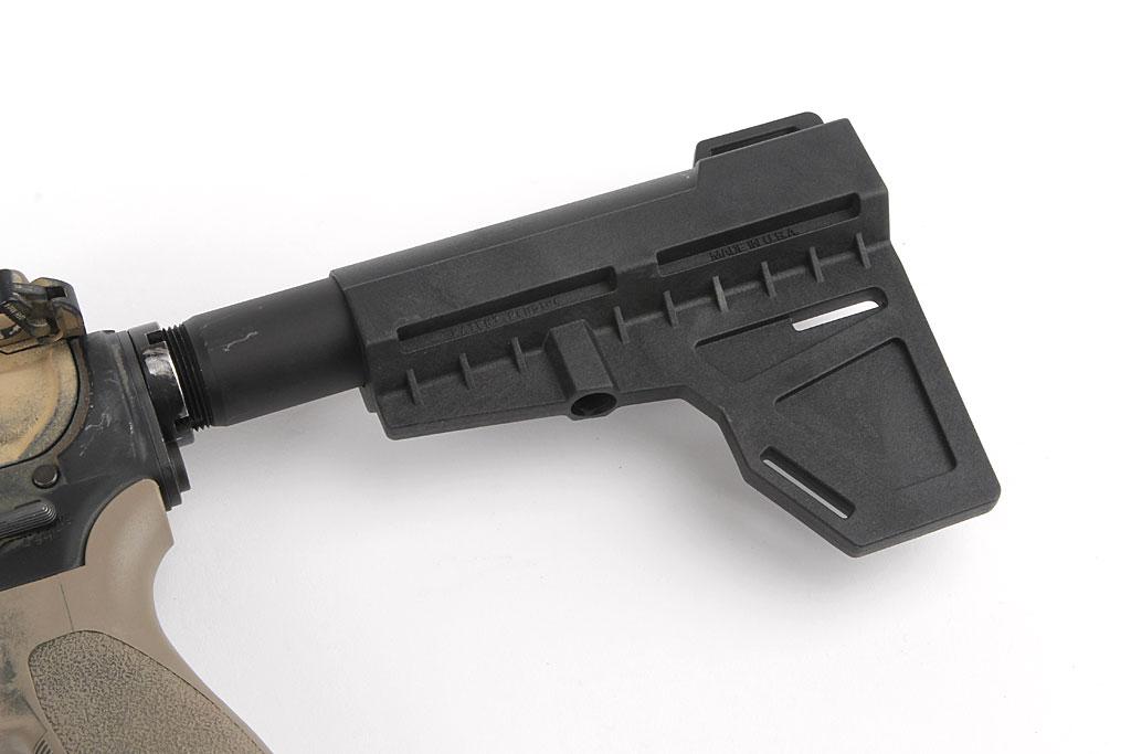 Building an AR Pistol 05