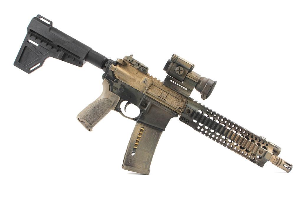 Building an AR Pistol 04