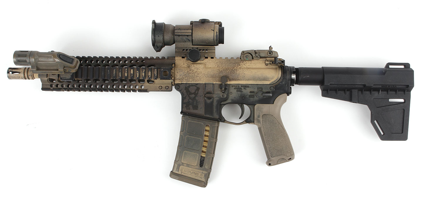Considering Building an AR-15 Pistol? Here's the 411
