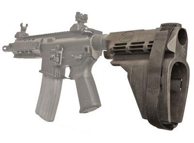 Building an AR Pistol 06