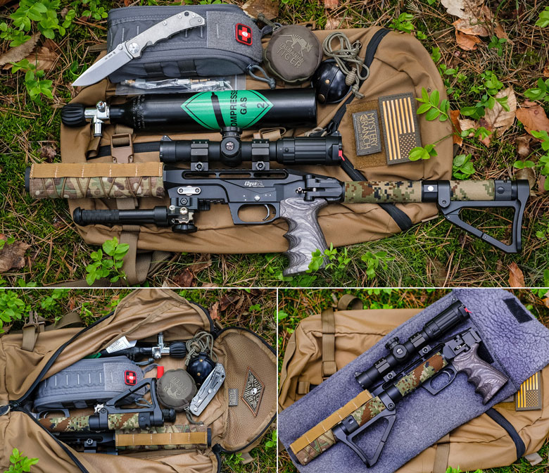 The EdGun Leshiy: A Subcompact Air Rifle With Serious Punch - ITS