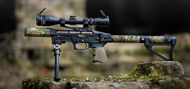 The EdGun Leshiy: A Subcompact Air Rifle With Serious Punch