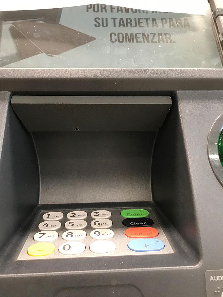 ATM Skimmer 06