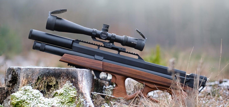 The Powerful Punch of the Edgun Matador R5 Airgun - ITS Tactical