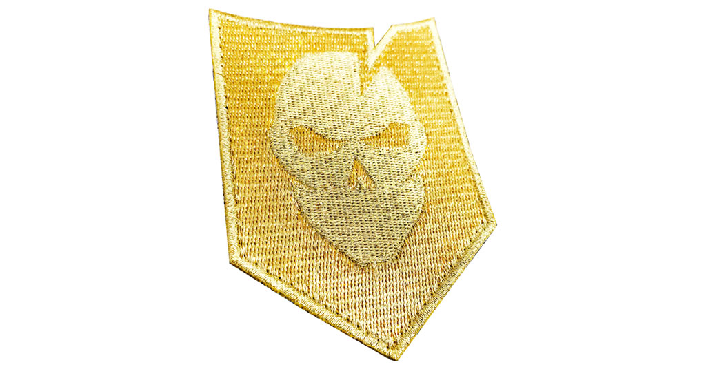ITS Blinged Out Morale Patch