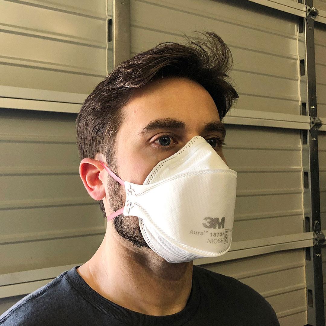 3M Aura Respirator 01