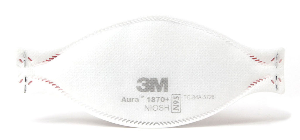 3M Aura Respirator Featured