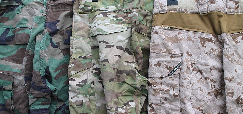 Uniform Pants Featured