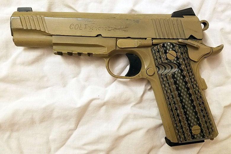 M1911 Pistol 05