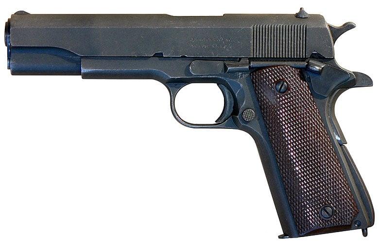 M1911 Pistol 01