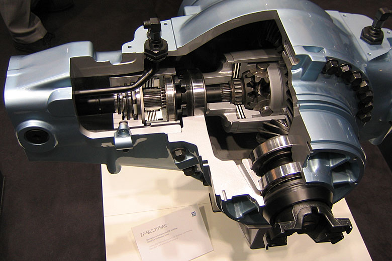 Four-Wheel Drive Systems 01