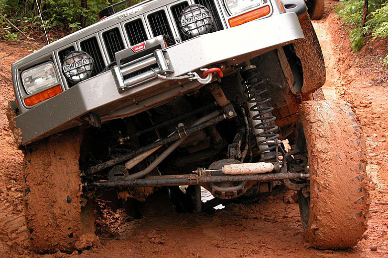 Four-Wheel Drive Systems 04