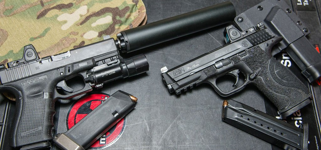 The Pros and Cons of a Miniature Red Dot Sight and Slide