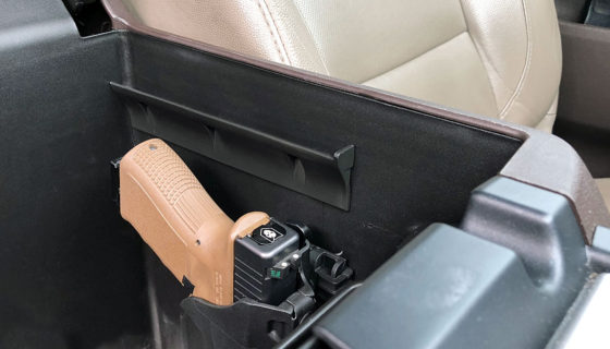 Worn Leather Holsters Safety Warning Accidental Discharges