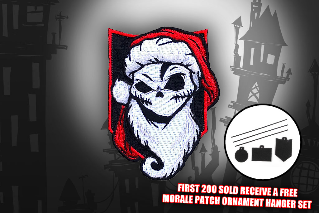 Christmas in July Nightmare Morale Patch